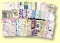 Hunkydory Milestones & Memories Collections