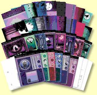 Hunkydory Twilight Kingdom Luxury Card Collection