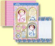 Hunkydory - Special Celebrations Collection - Tiny Toes & Button Nose CELEB903