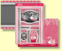 Hunkydory - Special Celebrations Collection - Three Sheet Topper Set Made for Each Other CELEB905