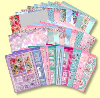 Mirri Magic Topper Collection for creating outstanding Greetings Cards.