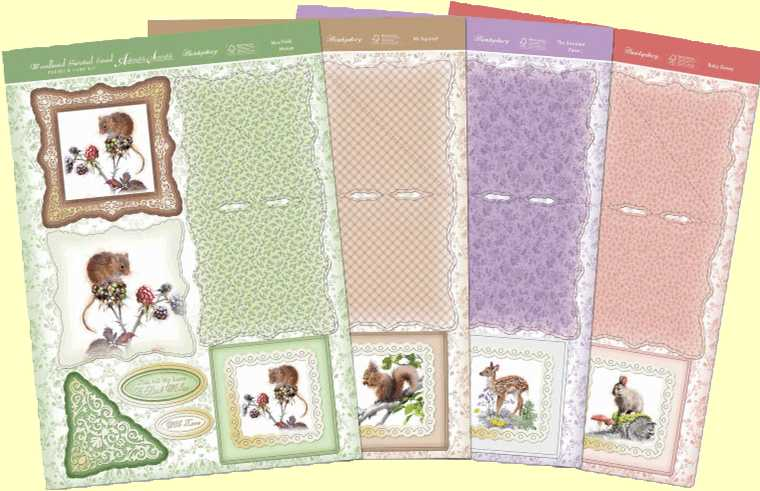 Twisted Easel Cards